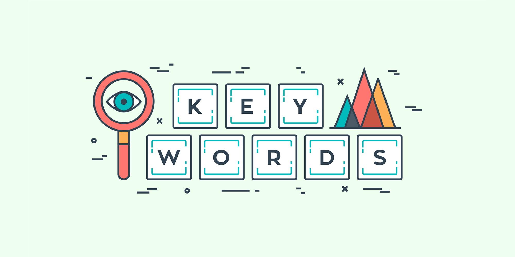 SEO ile ilgili temel bilgiler: Anahtar kelime nedir?